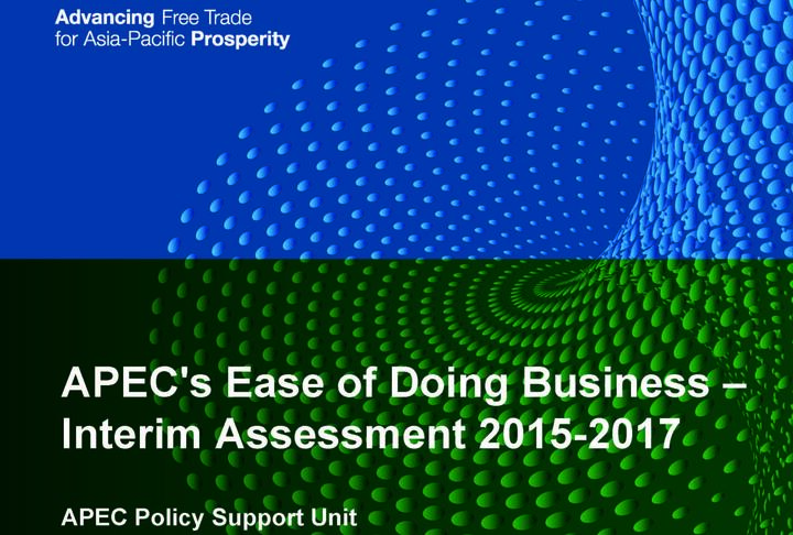 APEC's Ease of Doing Business – Interim Assessment 2015-2017