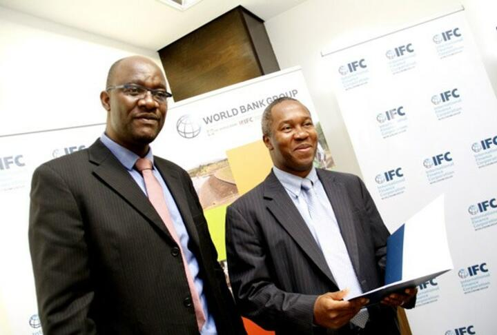 IFC Assists LBDI with Access to Agribusiness and SME Finance