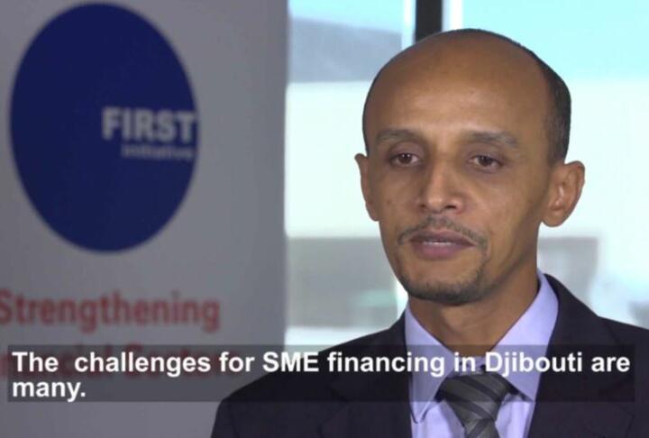 Interview on Innovative MSME Finance with Djibouti's Deputy Bank Governor