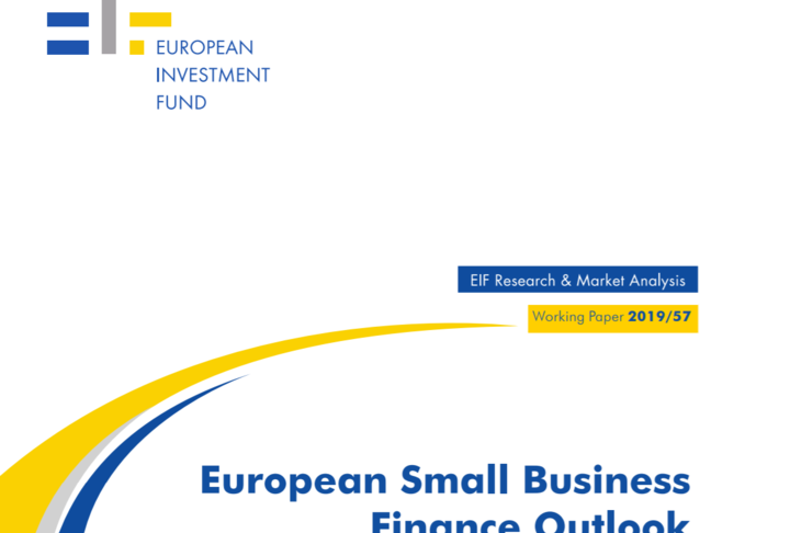 Report: The European Small Business Finance Outlook for June 2019