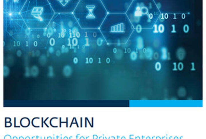 Blockchain: Opportunities for Private Enterprises in Emerging Markets