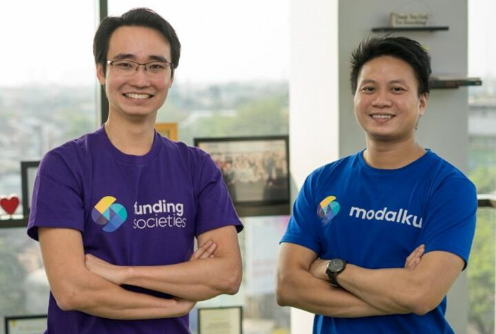Interview with Kelvin Teo & Reynold Wijaya Co-Founders of Funding Societies | Modalku, a Company Supporting SMEs