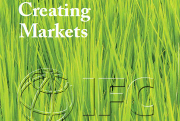 IFC Annual Report 2017: Creating Markets