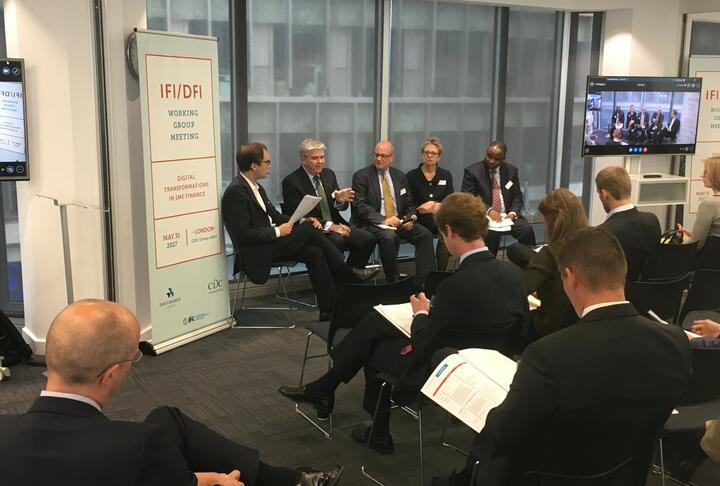 IFIs-DFIs Seek Coordination to Boost Innovations in Small Business Finance