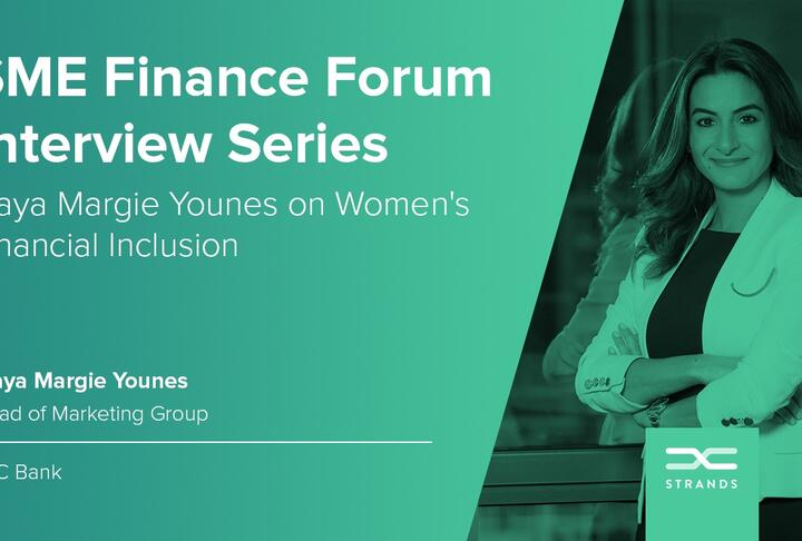 Maya Margie Younes on Women's Financial Inclusion