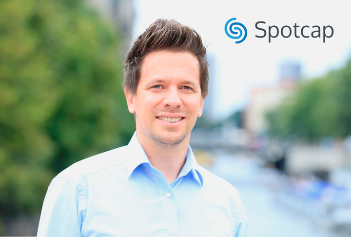 Empowering SMEs with tailored finance – Interview Spotcap Co-founder and CEO Jens Woloszczak