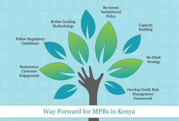 Have the Portfolio Diversification Strategies of Kenyan Microfinance Banks Failed?