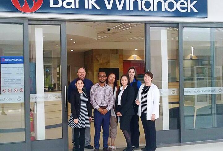 Bank Windhoek ESME mentor program