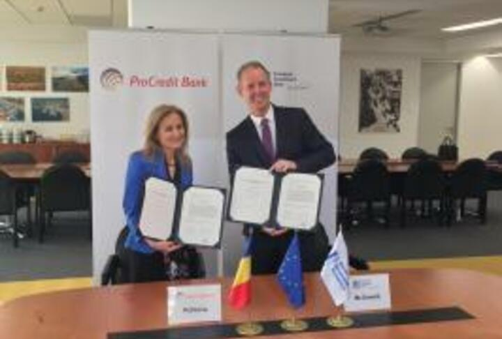 Member News: EIF Sign Partnership Deal on Romanian SME Financing