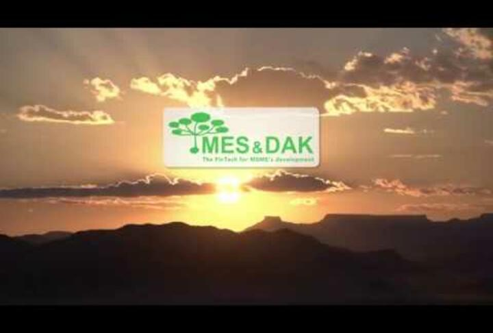 MES and DAK – The Fintech for MSME Development