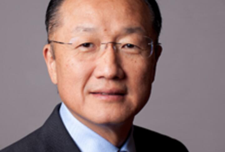 Jim Yong Kim: Women-Owned Startups Could End Poverty