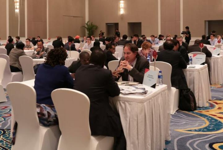 First look at the Global SME Finance Forum 2017 Marketplace