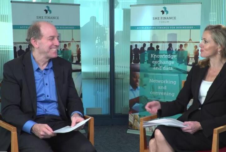 Interview with Matthew Gamser, CEO of the SME Finance Forum