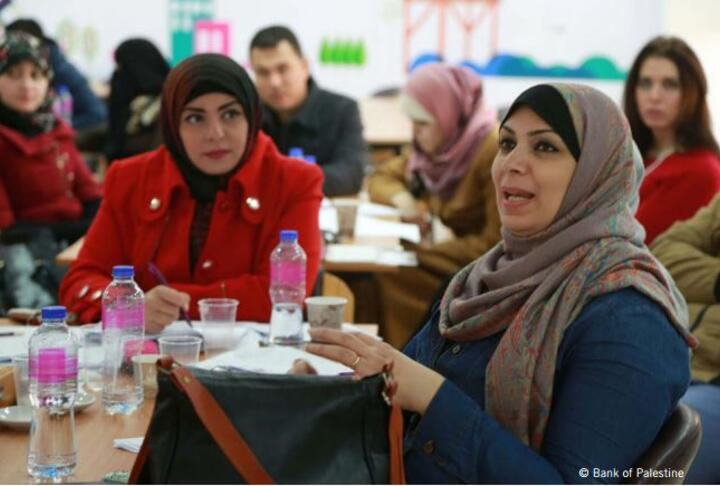 Case Study: Bank of Palestine Strengthens Women-Owned Businesses and the Economy