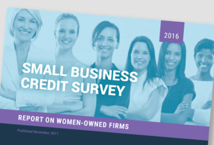 Small Business Credit Survey: Report on Women-Owned Firms