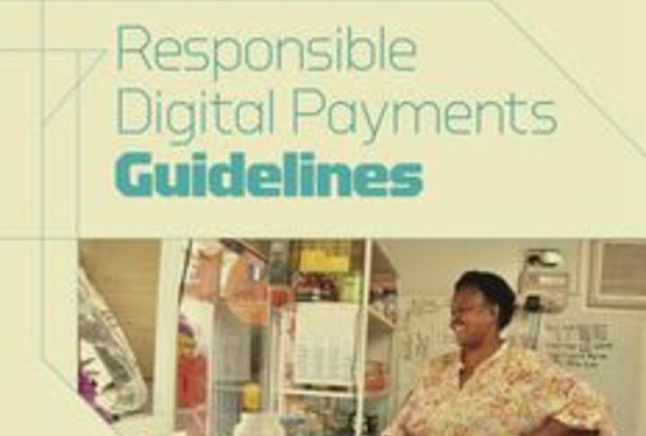 Responsible Digital Payments Guidelines