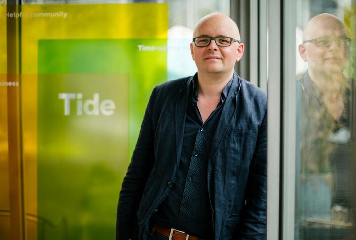 Tide app founder