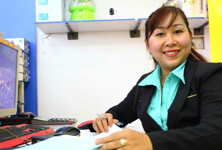 Women Entrepreneurs in Vietnam Get a Fair Shot with Financing