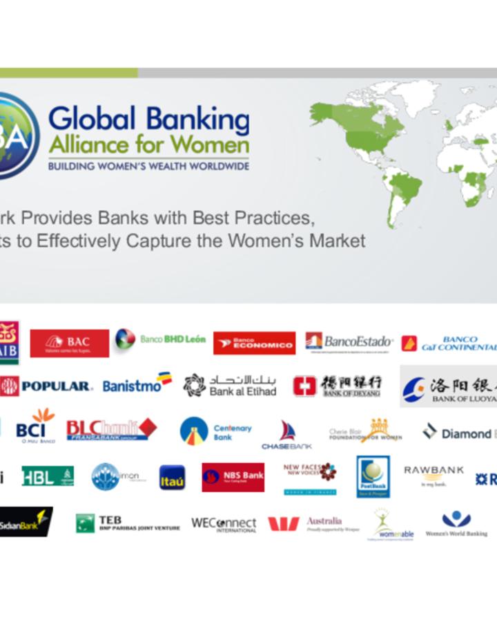 INEZ MURRAY, CEO, GLOBAL BANKING ALLIANCE FOR WOMEN