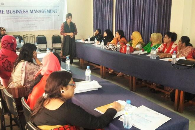 IDLC Finance - Empowering Women Entrepreneurs: A Partnership Beyond Financing