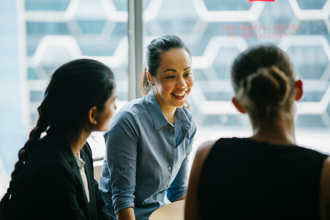 Blog: Catalyzing Growth in the Female SME Economy