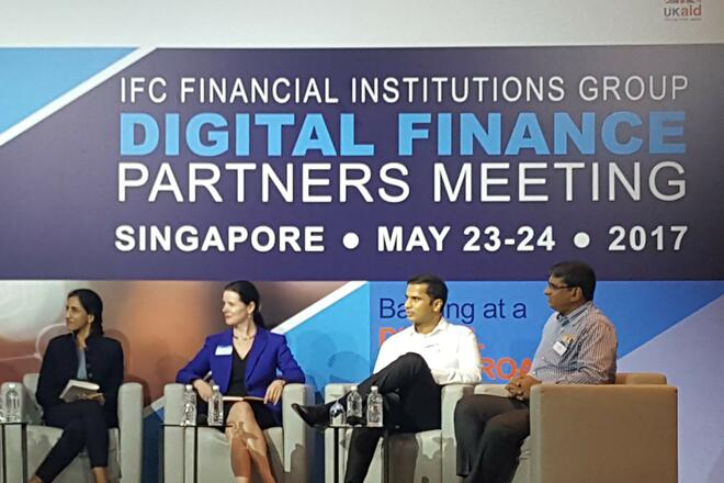 IFC Annual Digital Finance Partners Meeting - Singapore May 23-24