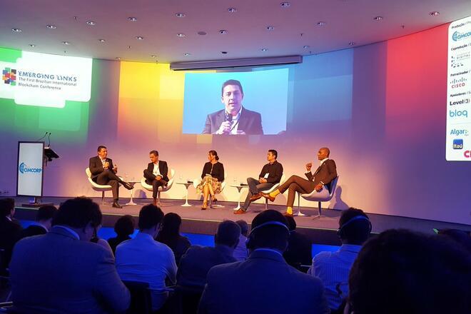 Emerging Links – the First Brazilian International Blockchain Conference