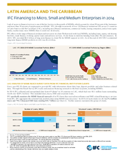 IFC Financing to Micro, Small, and Medium Enterprises in Latin America and the Caribbean