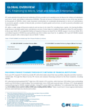 IFC Financing to Micro, Small and Medium Enterprises – Globally