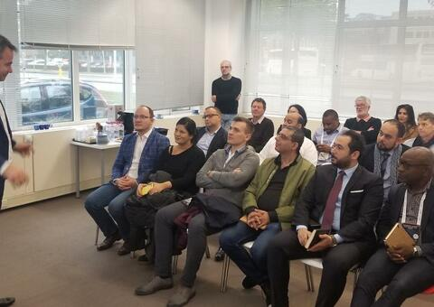 Study Visit to Trefi and the next generation of SME ease of doing business and access to finance