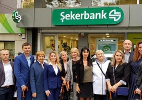 Study Visit to Sekerbank