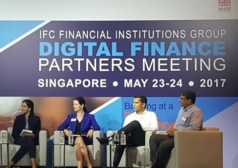 IFC Annual Digital Finance Partners Meeting - Singapore May 23-24