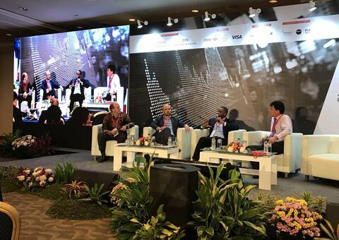 FintechStage Inclusion Forum, Jakarta, 22-24 March 2017