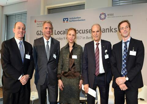 G20 and Locally Focused Banks meeting, Berlin, 9 March 2017